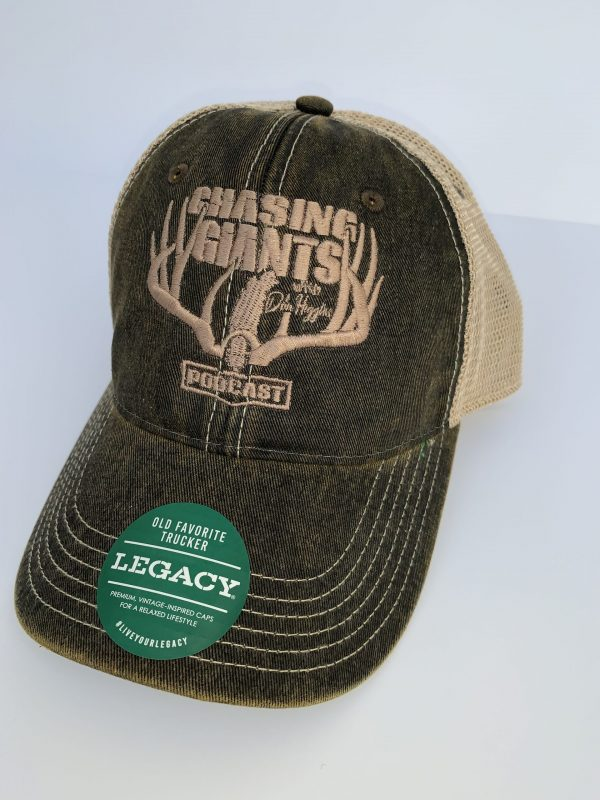 Chasing Giants Hat
